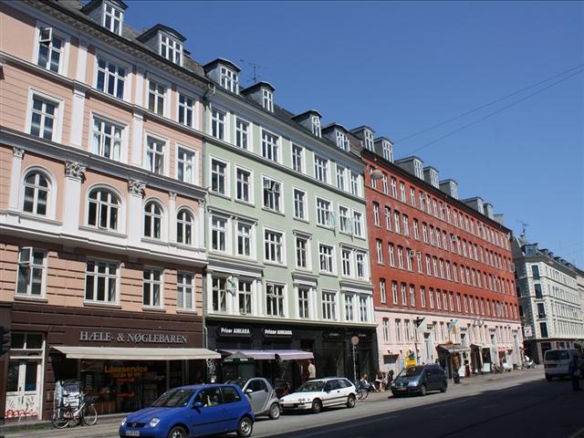 Istedgade 124, 1. th, 1650 København V