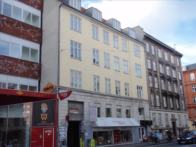 Vesterbrogade 99, 2. tv, 1620 København V