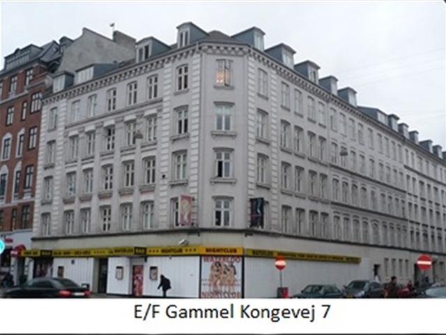 Sankt Jørgens Allé 6, 3. tv, 1615 København V