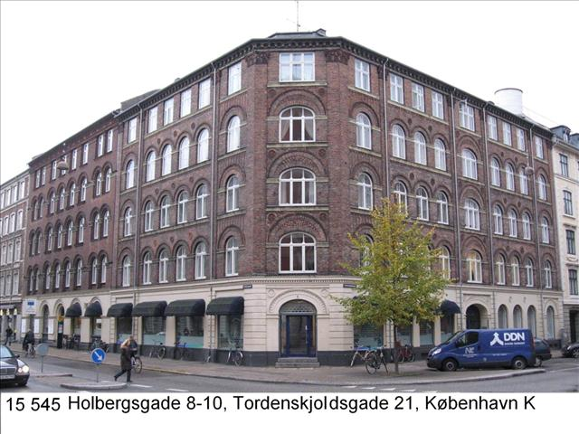 Tordenskjoldsgade 21, 2. th, 1055 København K