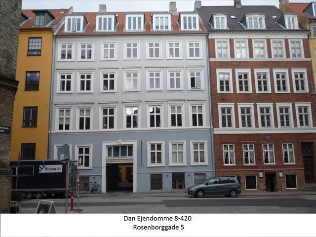 Rosenborggade 5A, 3. , 1130 København K