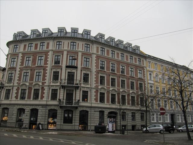 Cort Adelers Gade 1, 1. th, 1053 København K