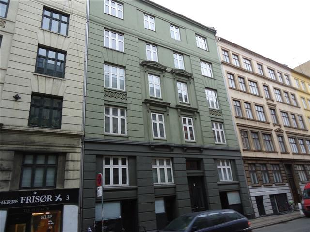 Kingosgade 5, 1. th, 1623 København V