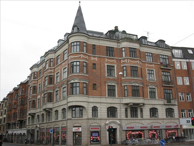 Gammel Kongevej 31, 3. th, 1610 København V