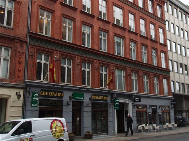 Jernbanegade 4A, 4. tv, 1608 København V