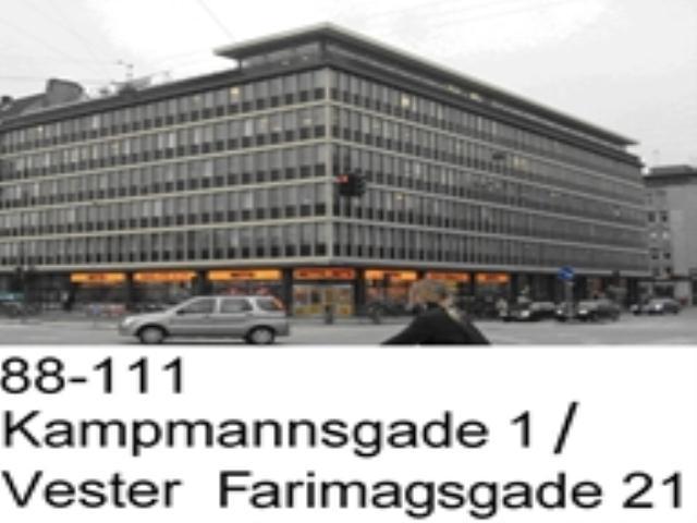 Kampmannsgade 1, 6. , 1604 København V