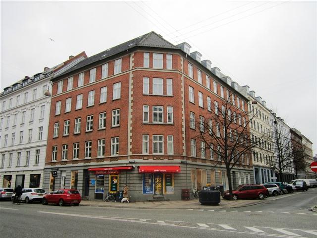 Peder Skrams Gade 12, 4. tv, 1054 København K