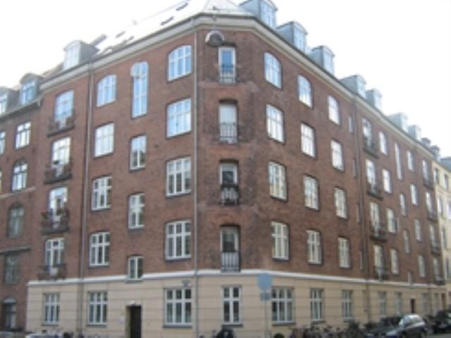 Aggersborggade 10, st. th, 2100 København Ø