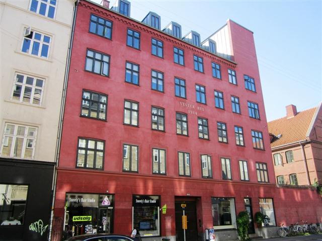 Istedgade 29A, 1. th, 1650 København V