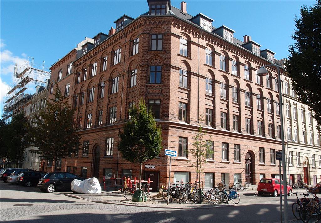 Adilsvej 9A, 2. tv, 2000 Frederiksberg