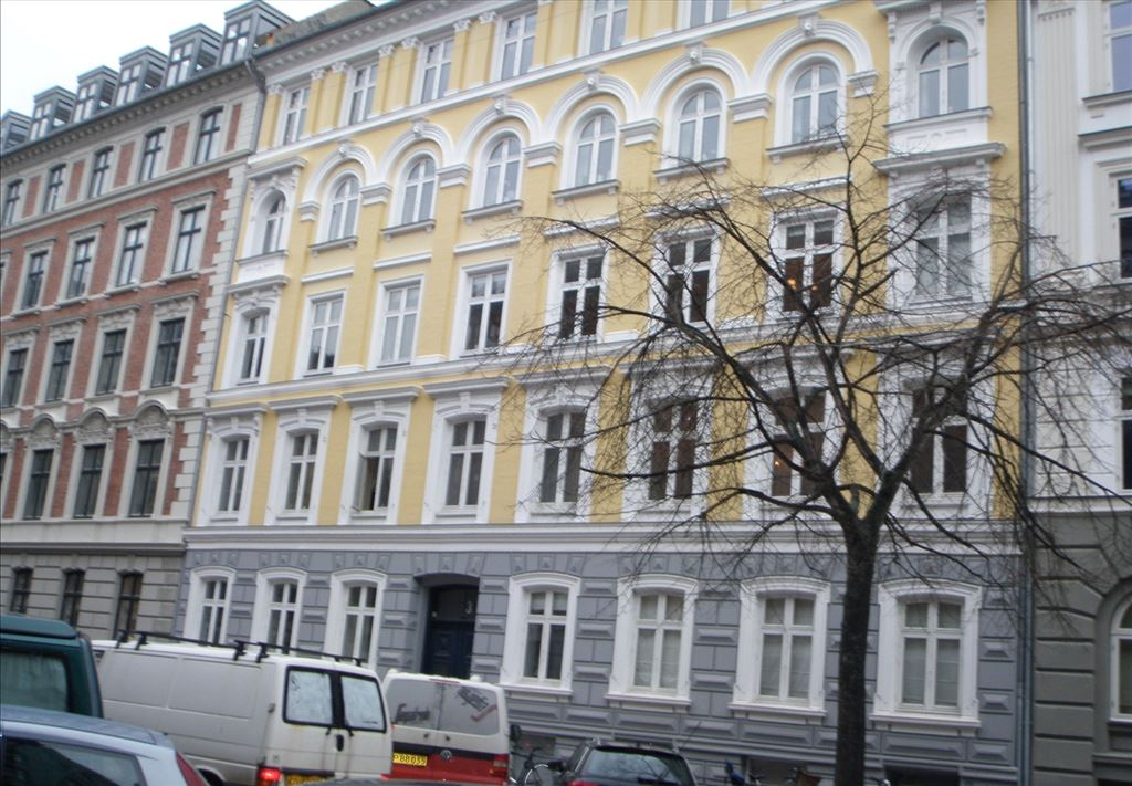 Cort Adelers Gade 3, 2. tv, 1053 København K