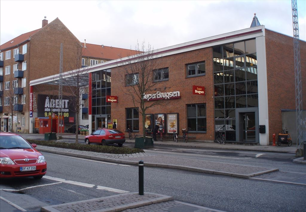 Finsensvej 14B, 2000 Frederiksberg