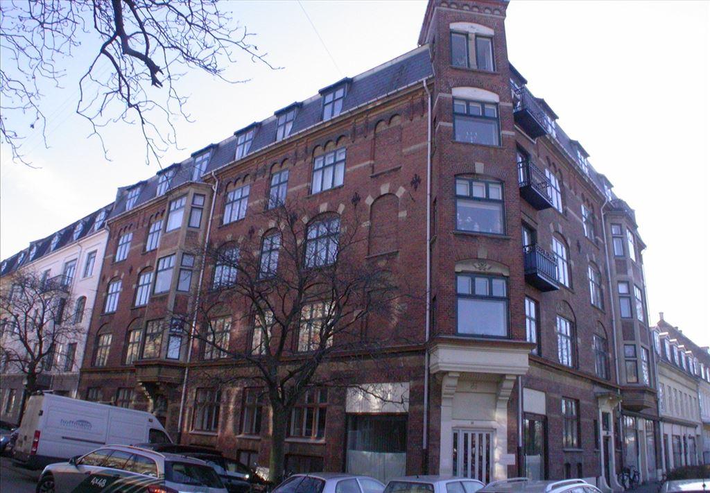 Allegade 14, 3. th, 2000 Frederiksberg