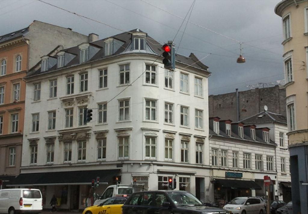 Rosenvængets Allé 3, 2. th, 2100 København Ø
