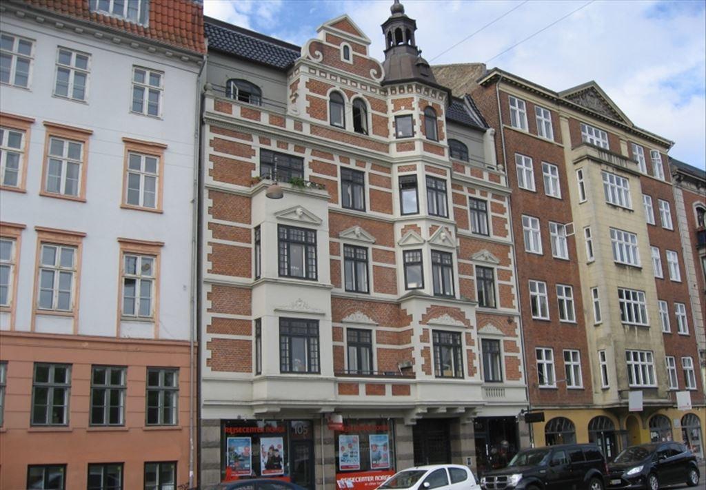 Gothersgade 105, 3. th, 1123 København K