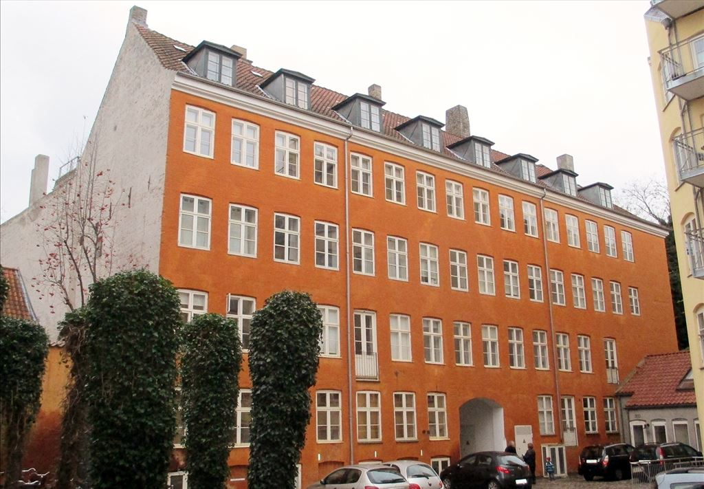 Nyhavn 31B, 1. tv