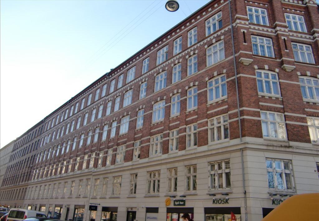 Istedgade 105, st. 3, 1650 København V