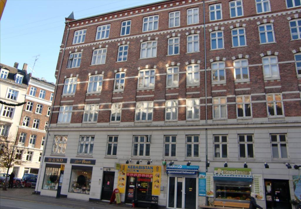 Istedgade 107, 3. th, 1650 København V