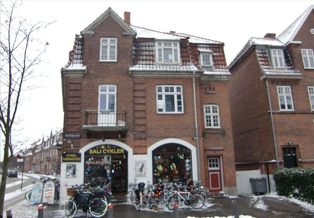 H.P. Ørums Gade 1, 1. , 2100 København Ø