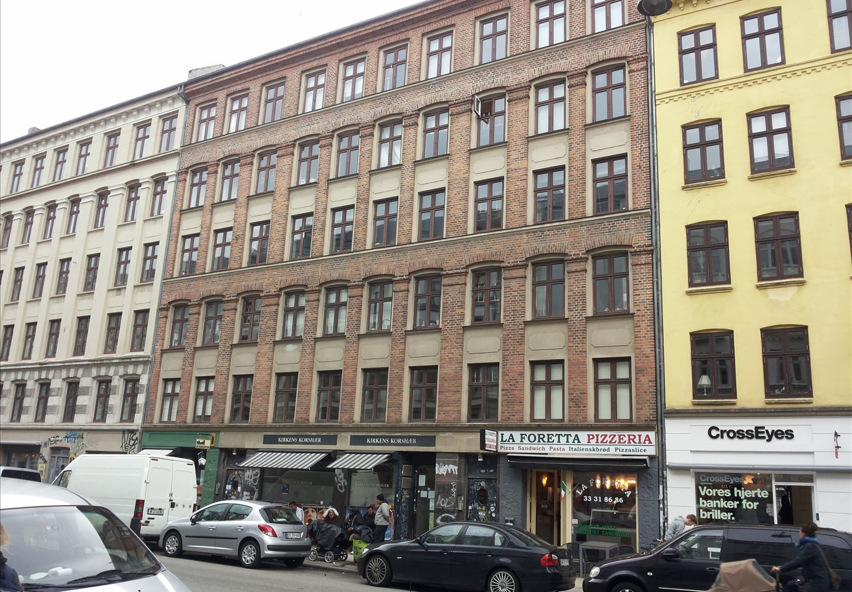 Istedgade 102, 3. tv, 1650 København V