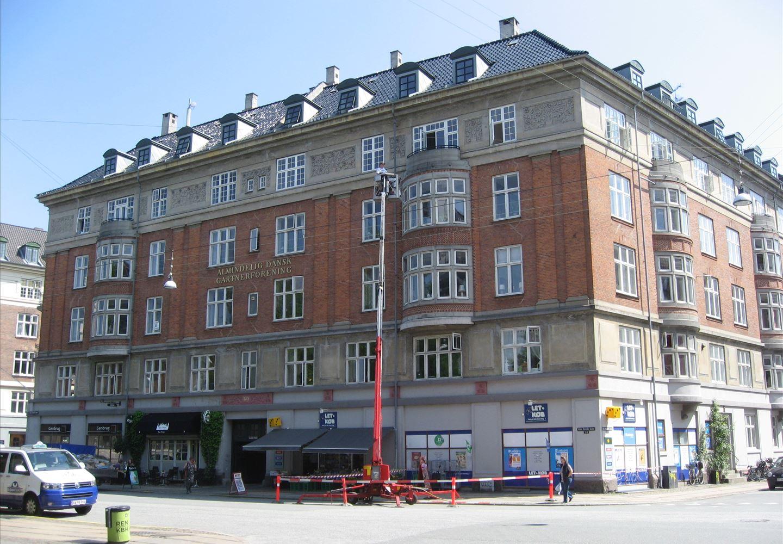 Otto Mønsteds Gade 1, 2. th, 1571 København V