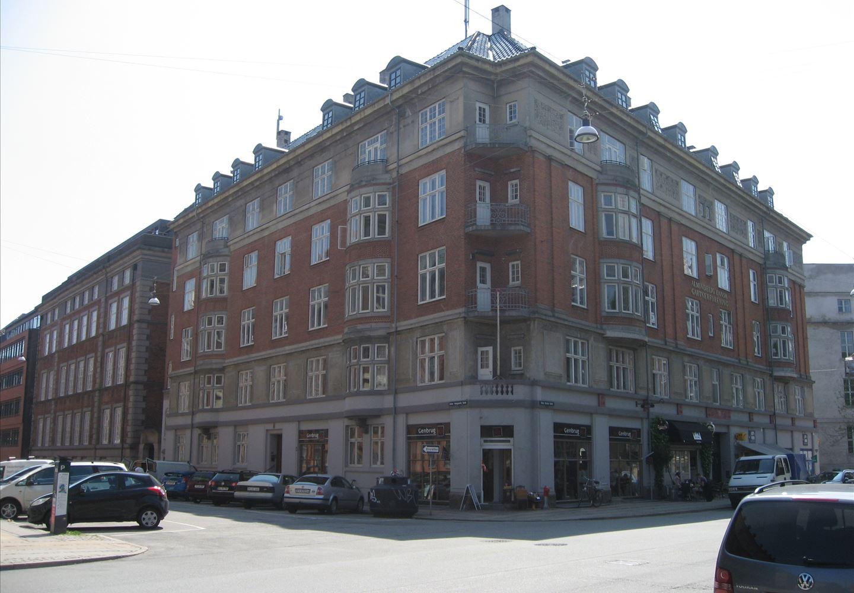 Anker Heegaards Gade 2, 3. tv, 1572 København V