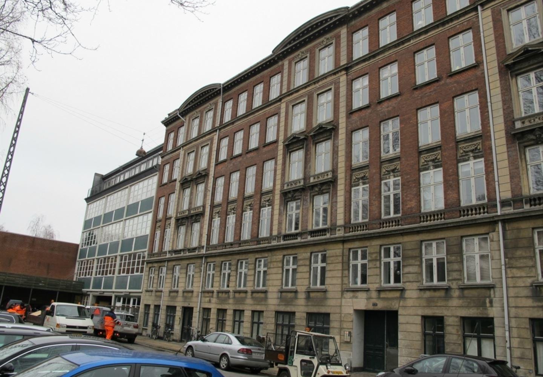 Visbygade 12A, 2. th, 2100 København Ø