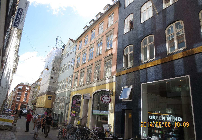 Klareboderne 6, 3. , 1115 København K