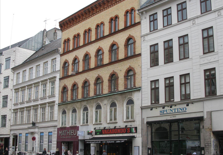 Vesterbrogade 70, st. th, 1620 København V