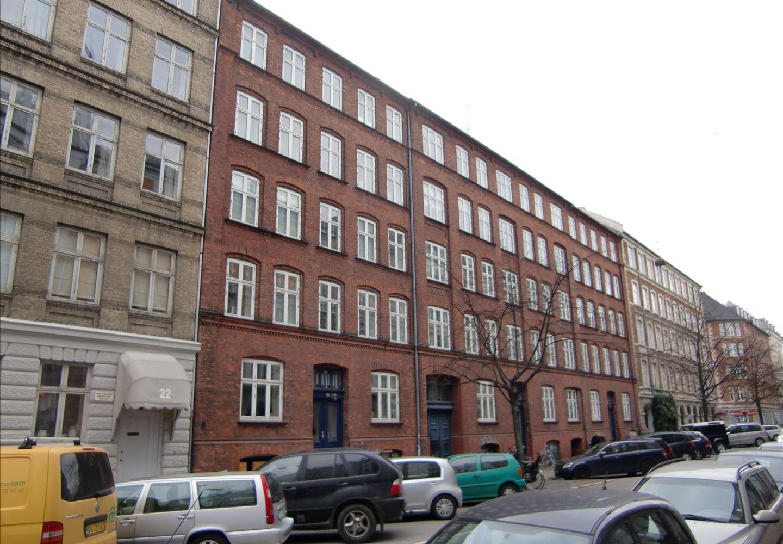 Peder Skrams Gade 16C, 1. , 1054 København K
