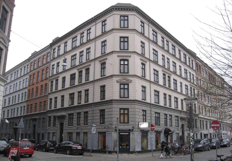 Halmtorvet 44, st. th, København V   DinGeo.dk – Etagebolig ...