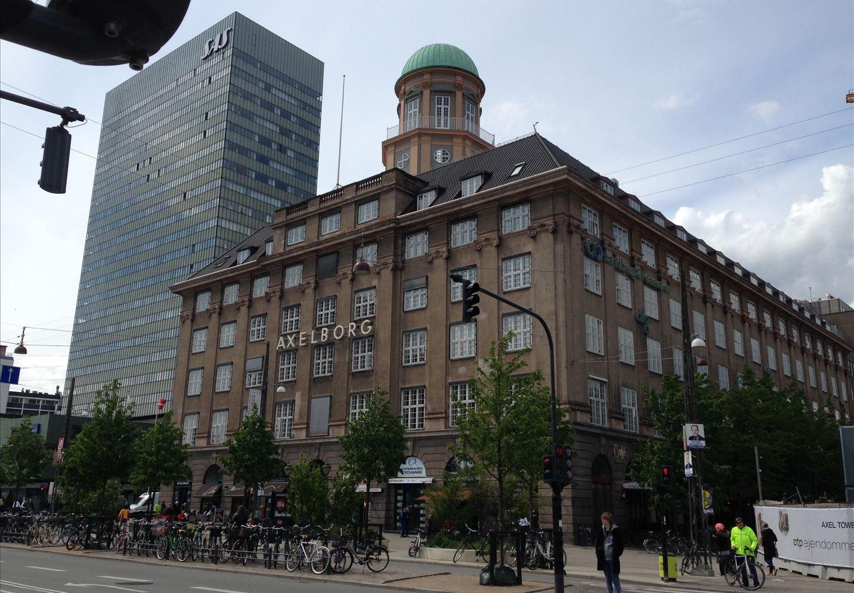 Hammerichsgade 2, 5. , 1611 København V