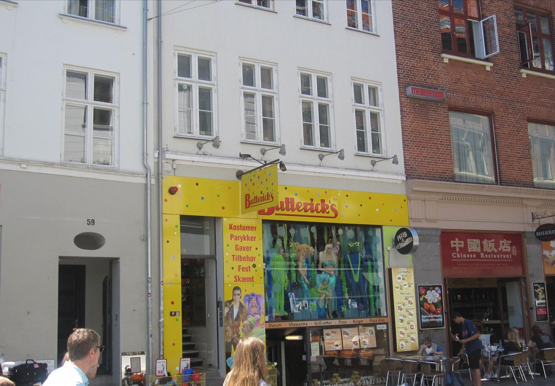 Købmagergade 61, 2. , 1150 København K