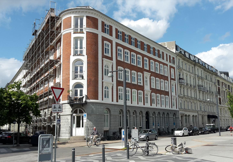 Cort Adelers Gade 9, 1. th, 1053 København K