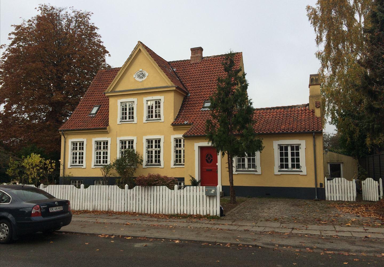Tesdorpfsvej 42B, 2000 Frederiksberg