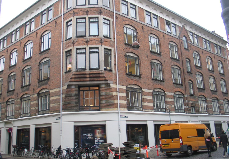 Klareboderne 3A, 1115 København K