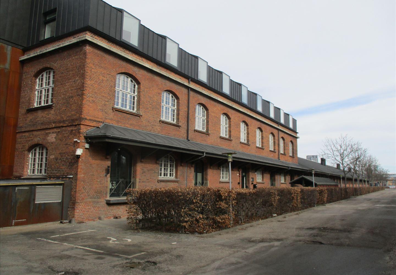 Folke Bernadottes Allé 5, 2100 København Ø