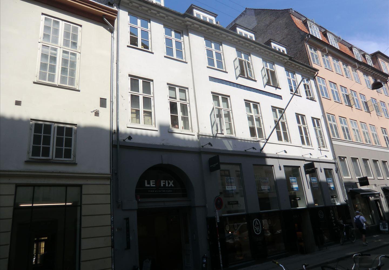 Kronprinsensgade 9, 3. th, 1114 København K