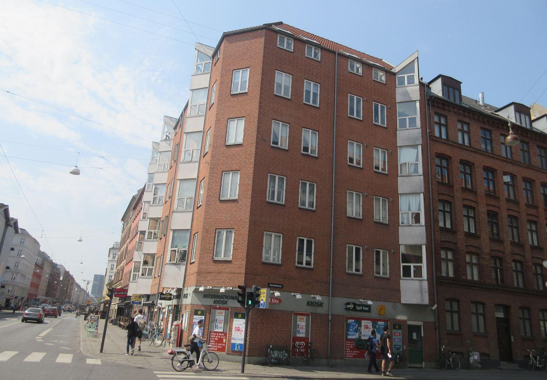 Istedgade 40B, 2. 3, 1650 København V