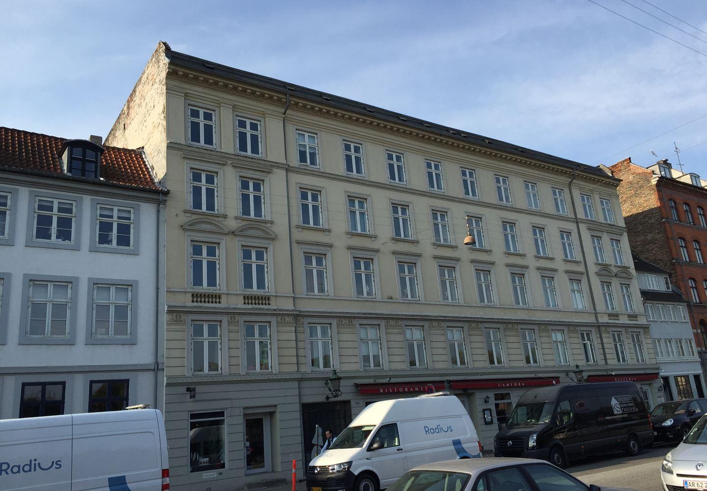 Gothersgade 93, st. th, 1123 København K