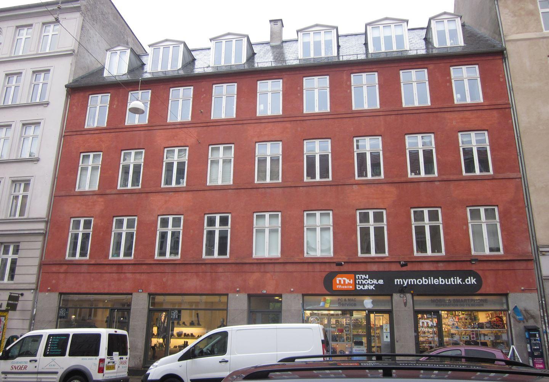 Istedgade 43B, 2. tv, 1650 København V