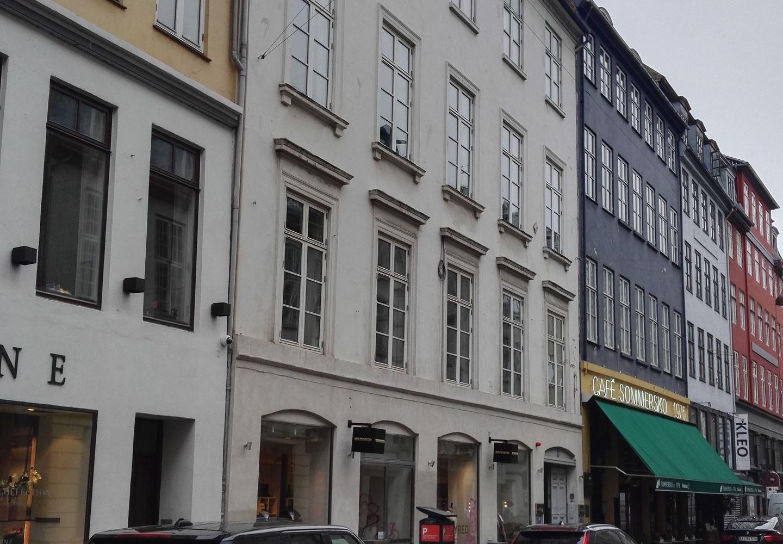 Kronprinsensgade 8A, 1. , 1114 København K
