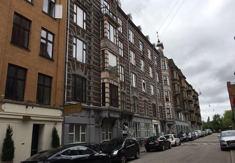 Stenosgade 3, 2. tv, 1616 København V