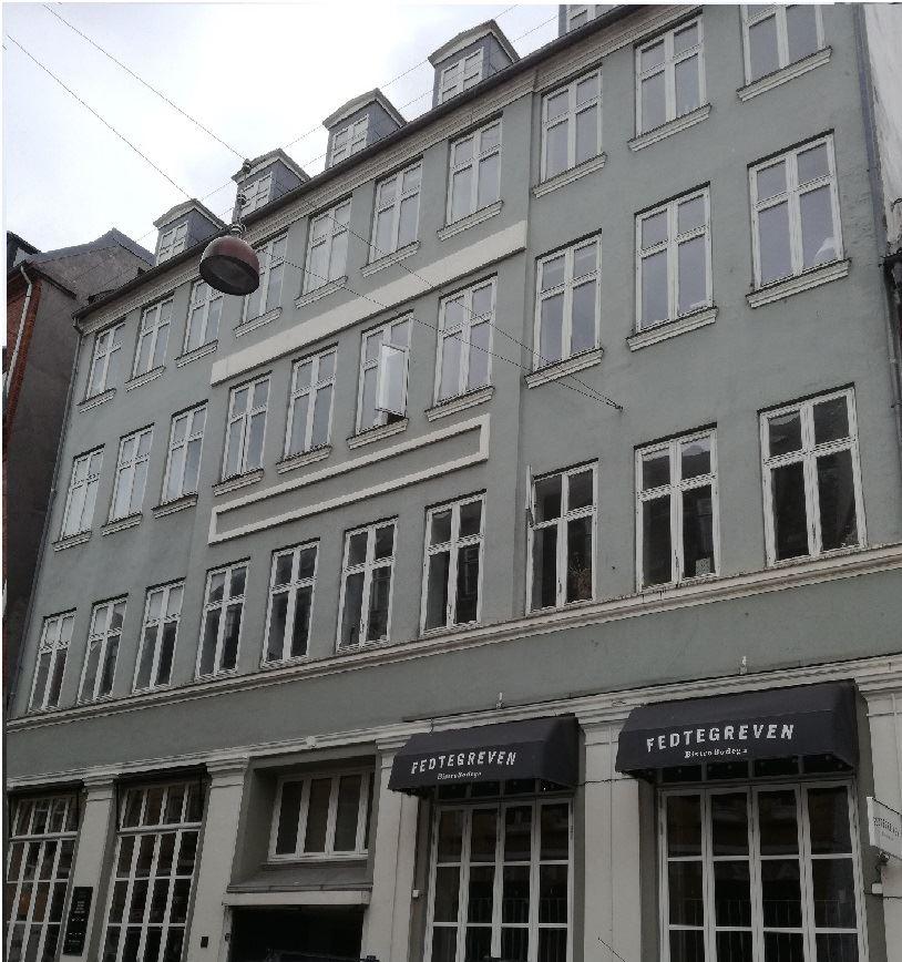 Store Regnegade 26A, 3. tv, 1110 København K