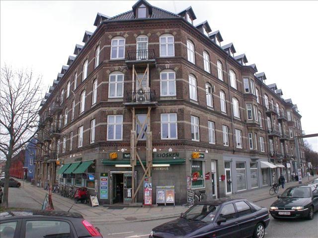 Aldersrogade 4, st. th, 2100 København Ø
