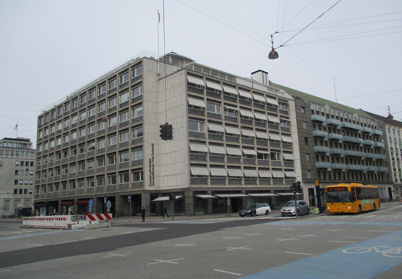 Kampmannsgade 2, 1. , 1604 København V