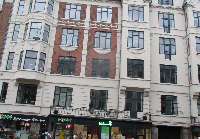 Østerbrogade 33, 4. th, 2100 København Ø