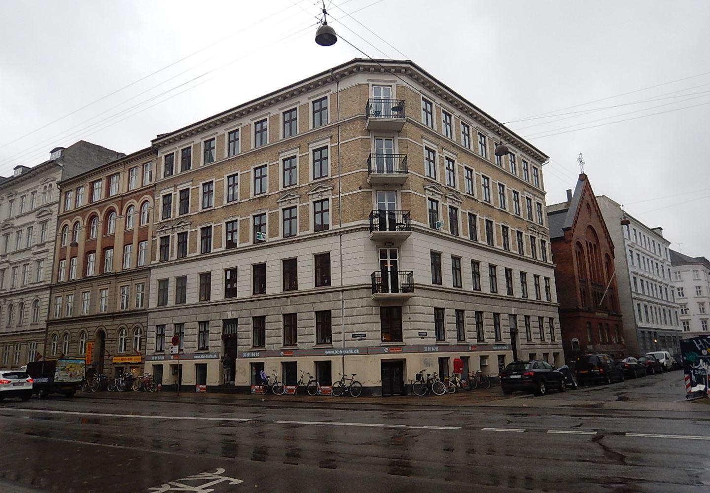 Gothersgade 159, st. tv, 1123 København K
