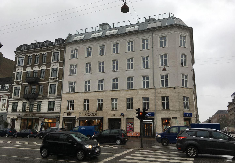 Østerbrogade 44, 4. th, 2100 København Ø