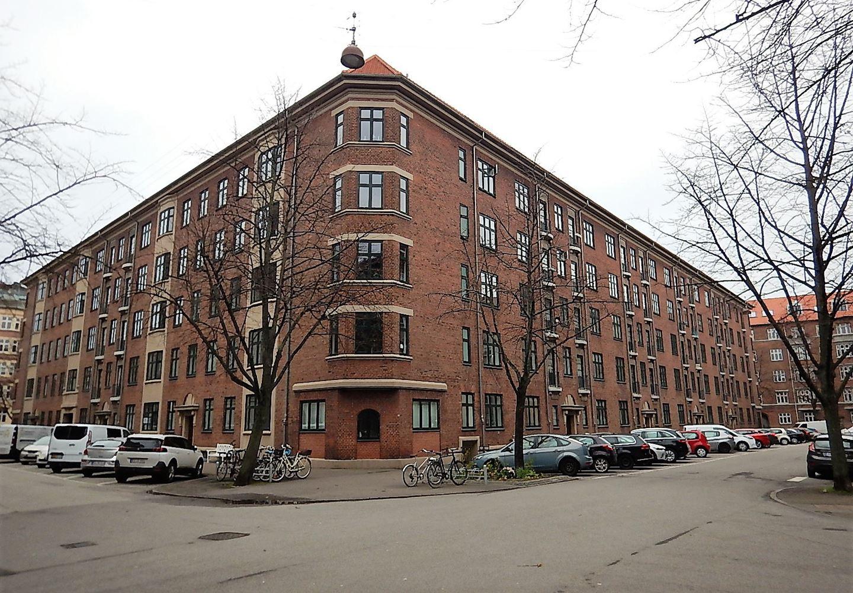 Vordingborggade 74, 3. th, 2100 København Ø